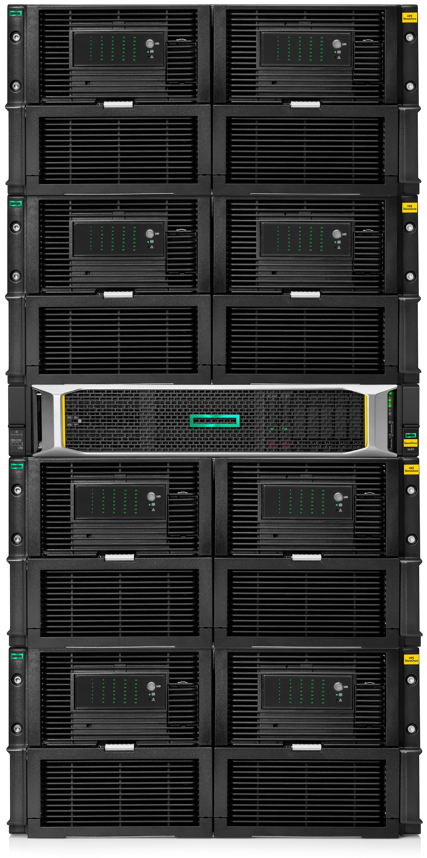 HPE StoreOnce Systems 5650 Front