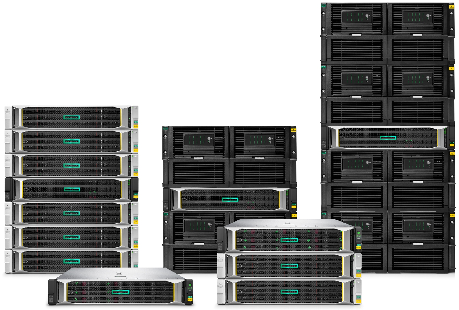 HPE StoreOnce Systems Family
