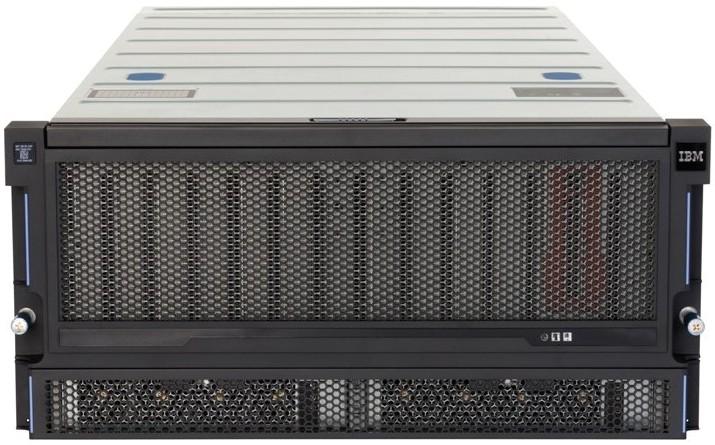 IBM High Density Expansion Enclosure Front