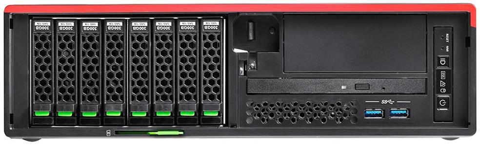 FUJITSU-PRIMERGY-Server-TX1320-M4-SFF