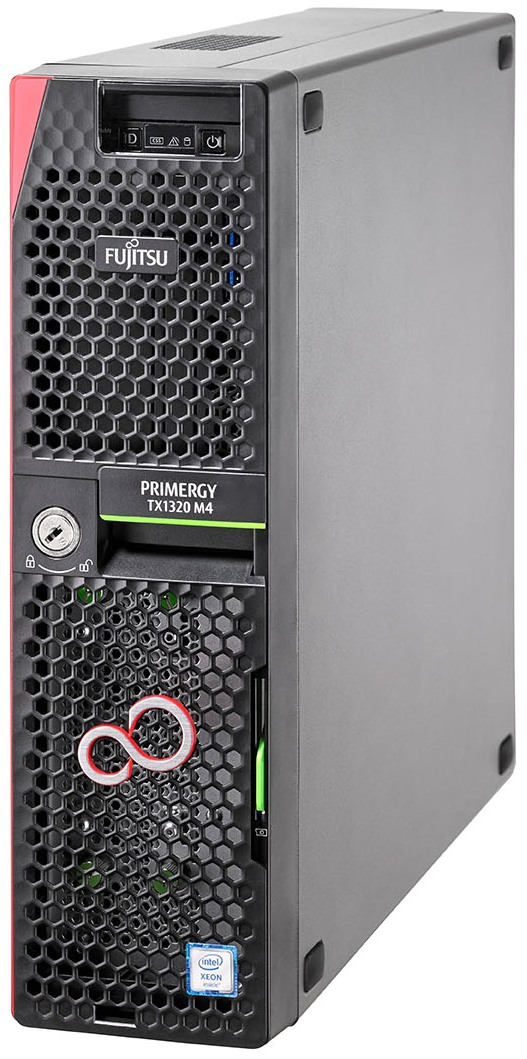 FUJITSU-PRIMERGY-Server-TX1320-M4