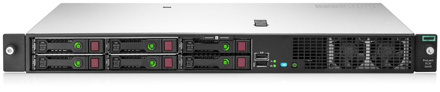 HPE ProLiant DL20 Gen10 SFF
