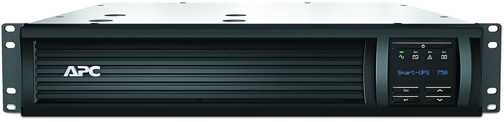APC by Schneider Electric Smart-UPS SMX750INC Front