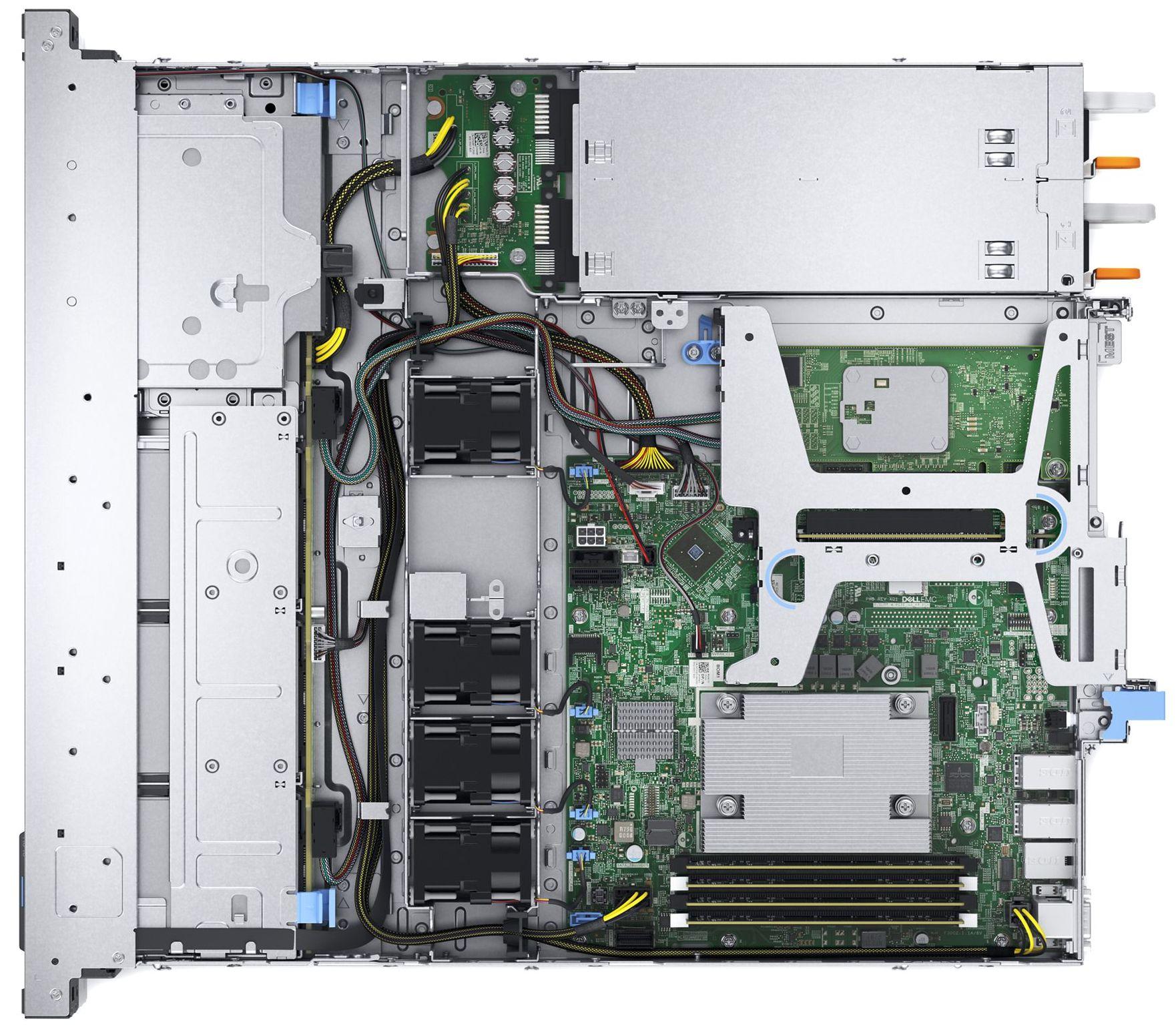 Dell EMC PowerEdge R340 Top