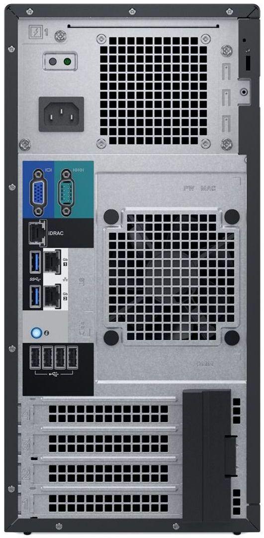 Dell EMC PowerEdge T140 Rear