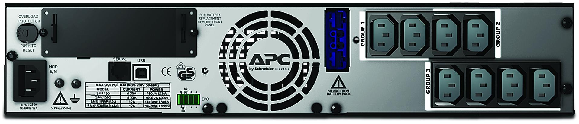 APC-by-Schneider-Electric-SMX1500RMI2U-Rear