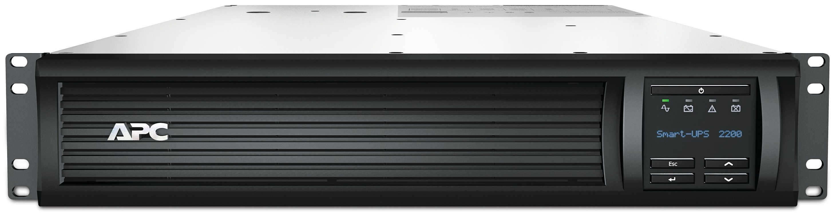 APC-by-Schneider-Electric-Smart-UPS-SMT2200RMI2U-Front