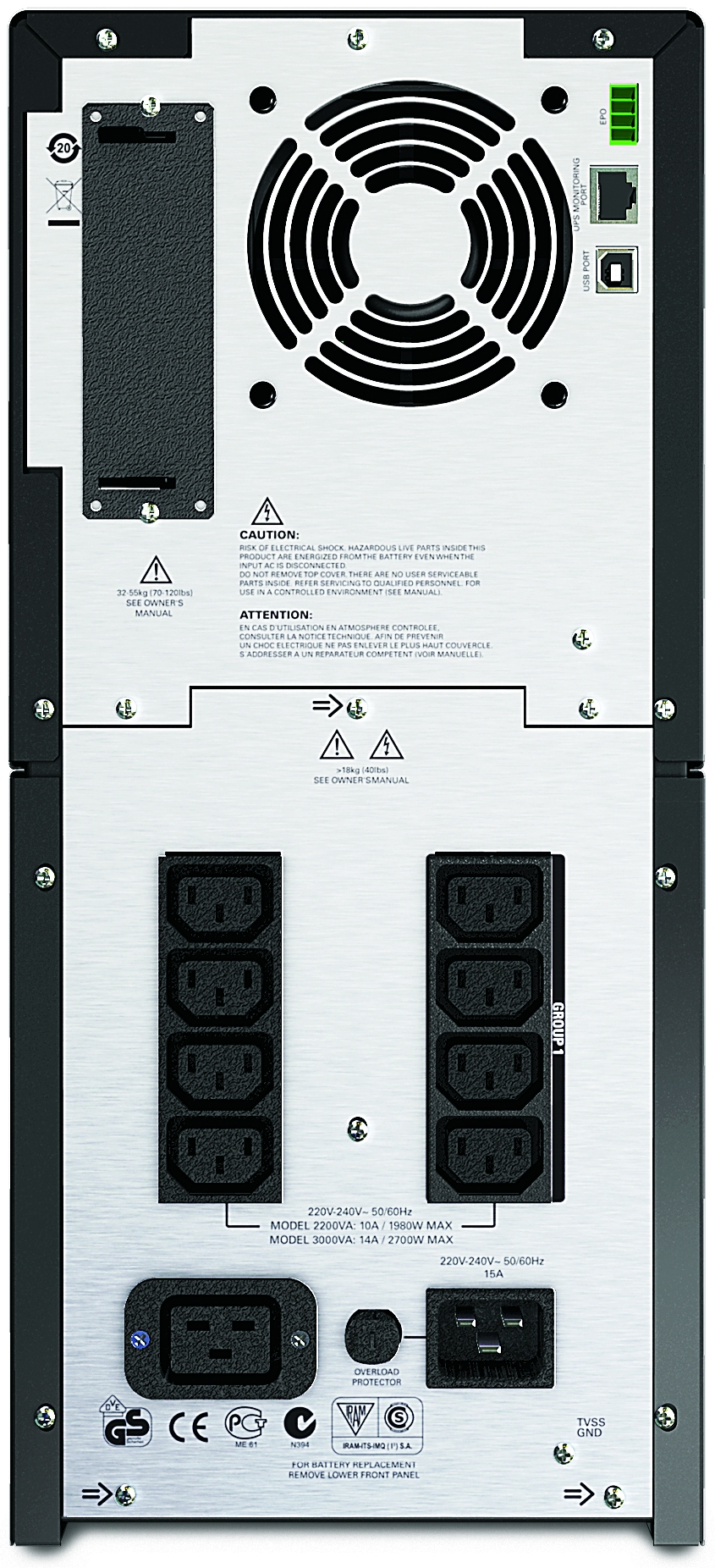 APC-by-Schneider-Electric-Smart-UPS-SMT3000I-Rear