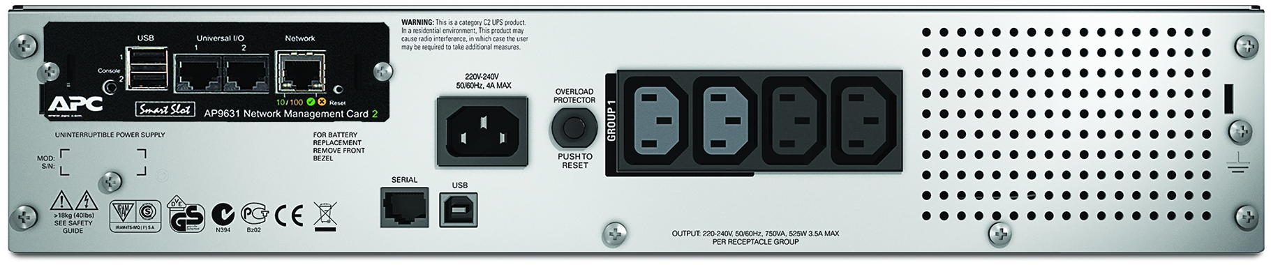 APC-by-Schneider-Electric-Smart-UPS-SMT750RMI2UNC-Rear