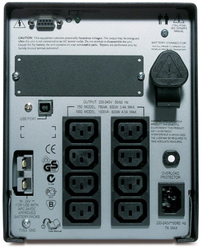 APC-by-Schneider-Electric-Smart-UPS-SUA1000XLI-Rear