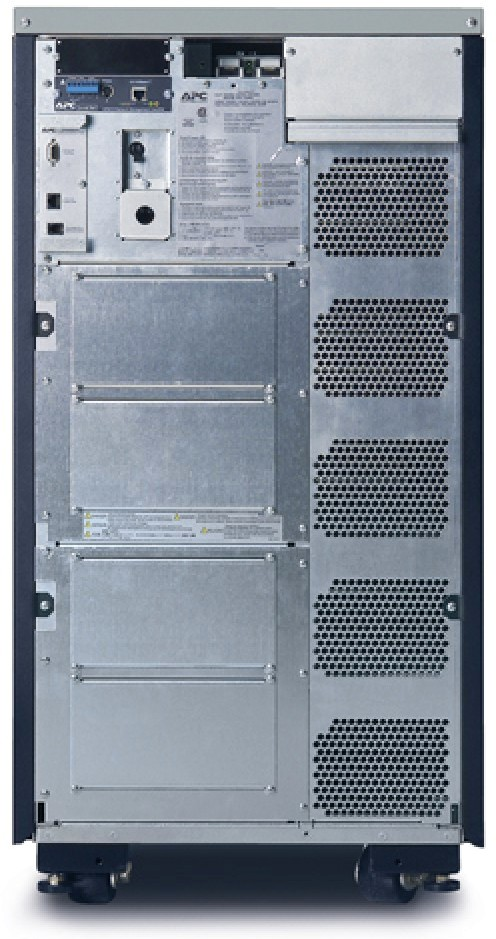 APC by Schneider Electric Symmetra LX SYA16K16I Rear