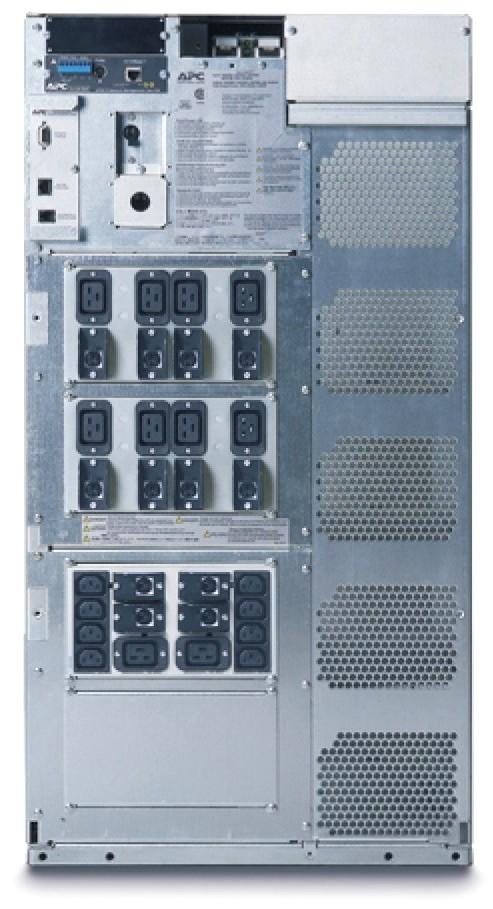APC by Schneider Electric Symmetra LX SYA16K16RMI Rear