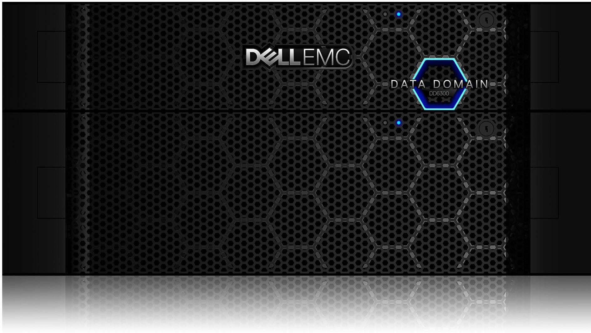 Dell EMC Data Domain DD6300