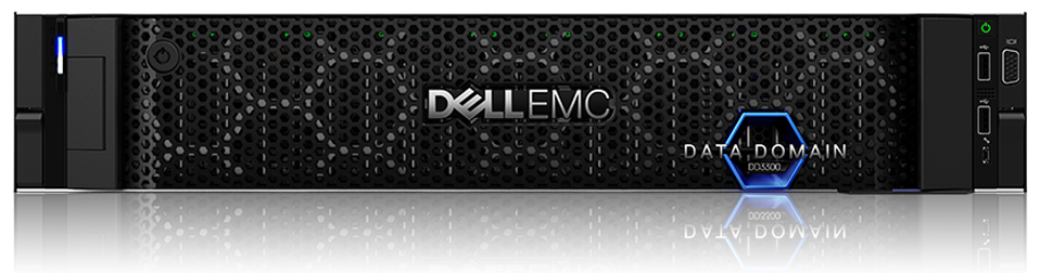 Dell-EMC-Data-Domain-3300-Front-View