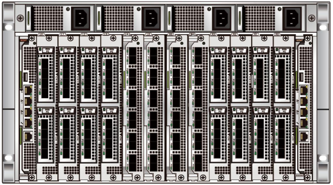 Huawei OceanStor 6800 V5 Rear