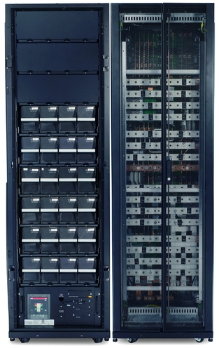 APC by Schneider Electric Symmetra PX 160kW SY64K96H-PD Rear