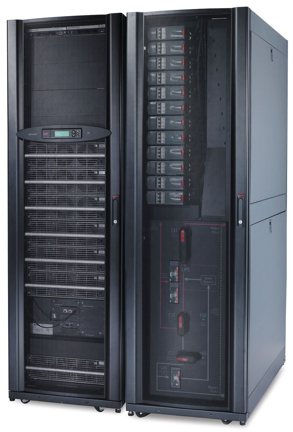 APC by Schneider Electric Symmetra PX 160kW SY96K96H-PD