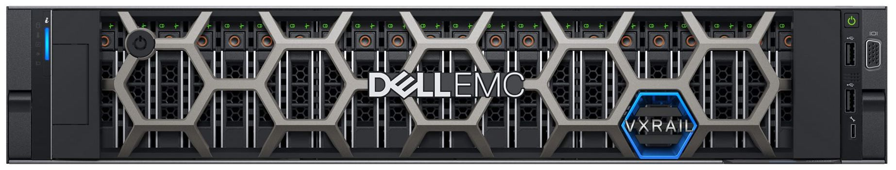 Dell EMC VxRail V-Series Front