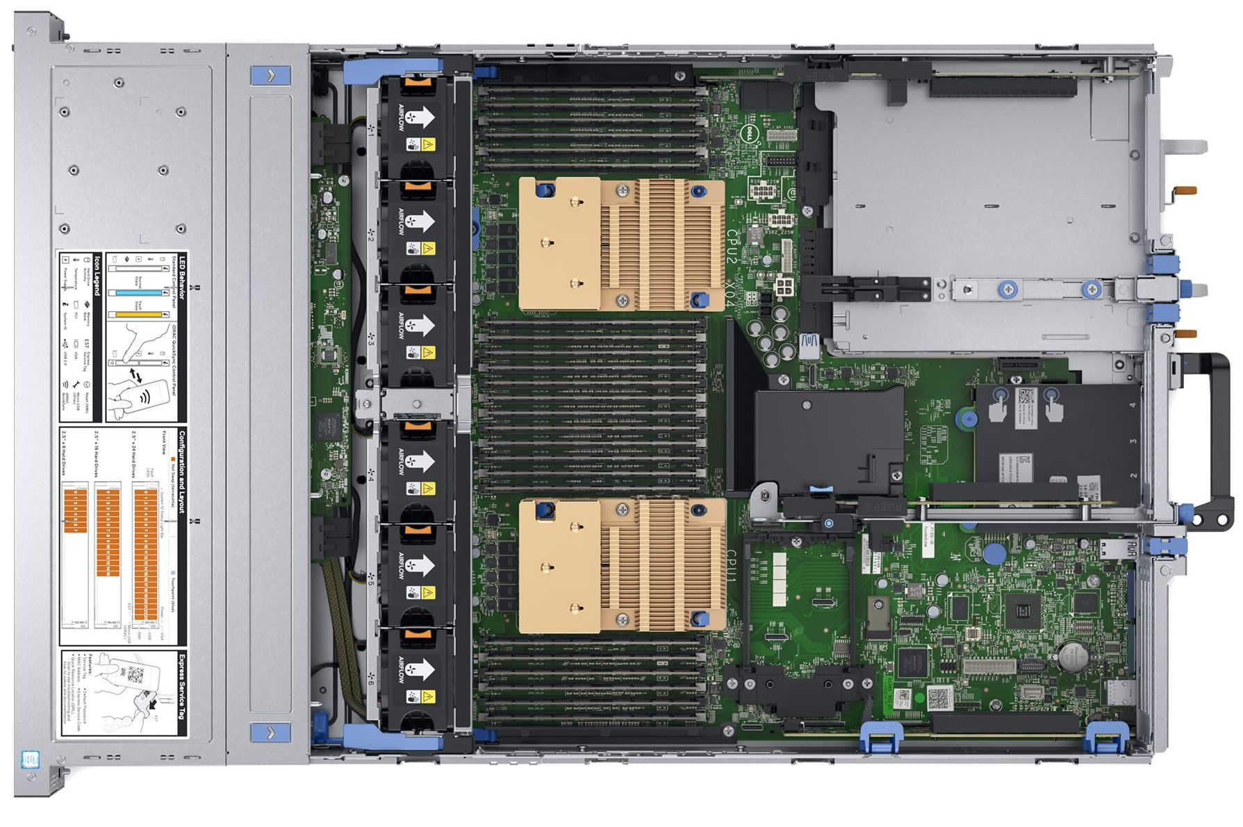 Dell EMC VxRail V-Series Top