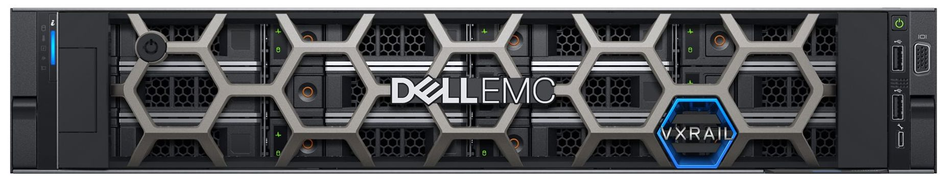 Dell EMC VxRail S-Series Front